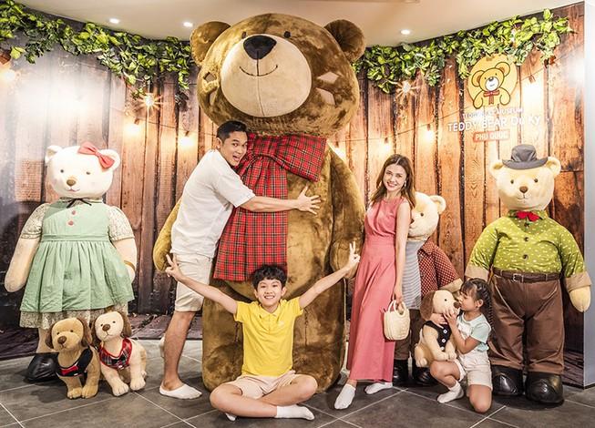 tàng gấu Teddy Bear